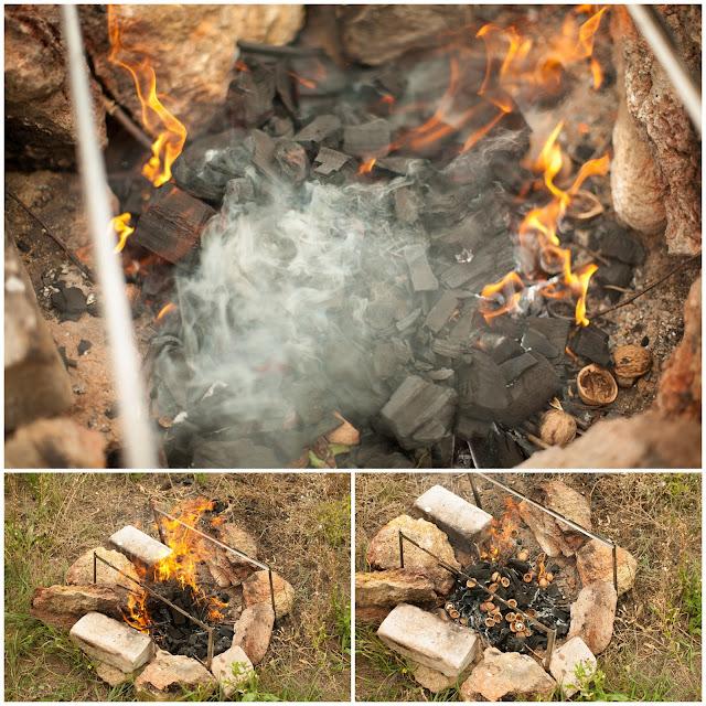 Давай создадим огонь
