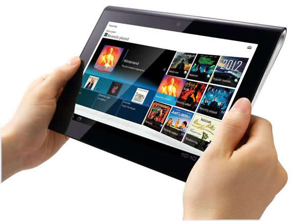 Harga Sony Tablet S di Indonesia