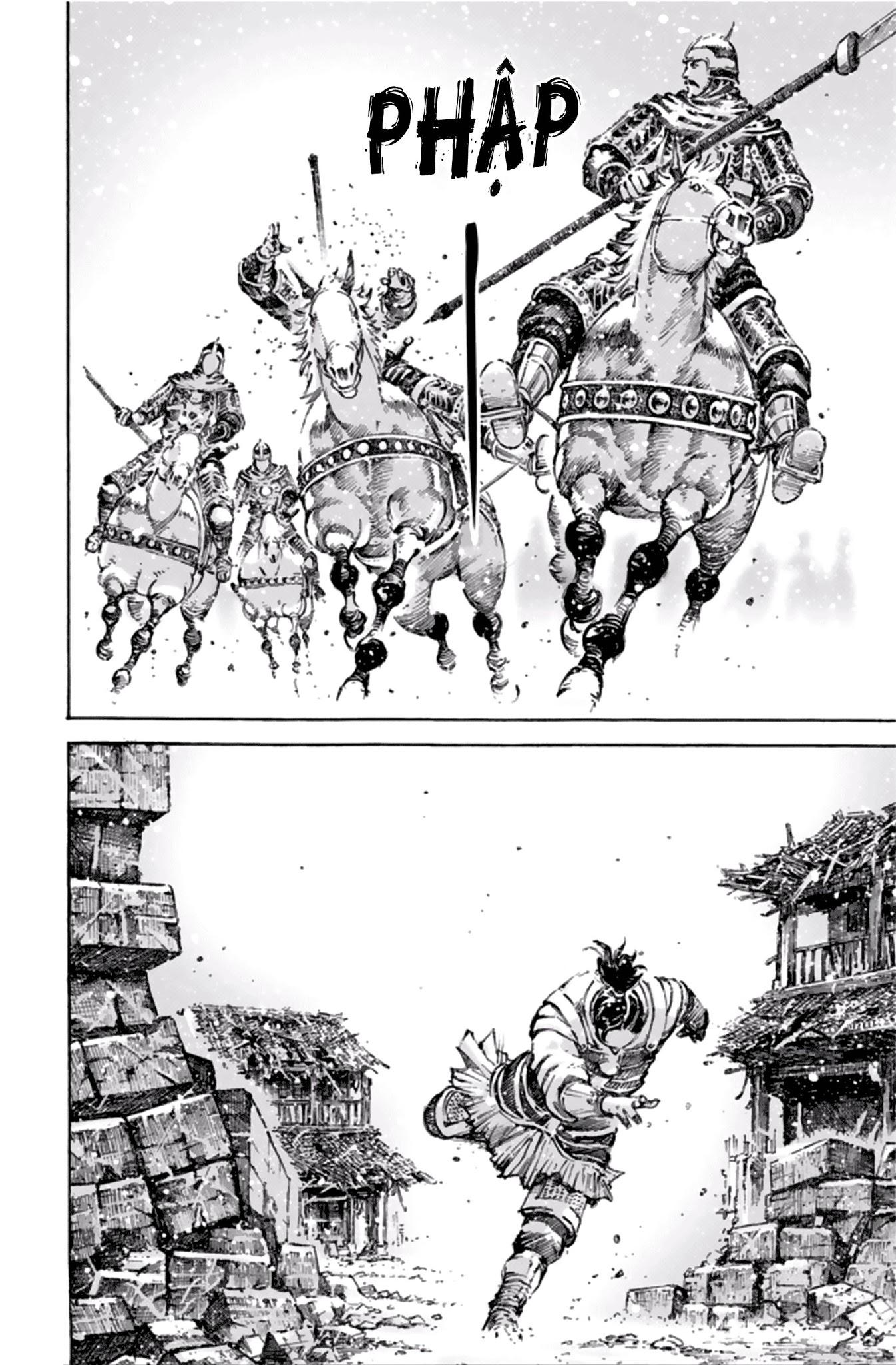 Hỏa Phụng Liêu Nguyên chap 487 Trang 24 - Mangak.info