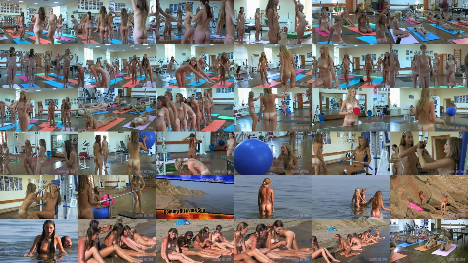 Full Download Nudist Teen Video 9