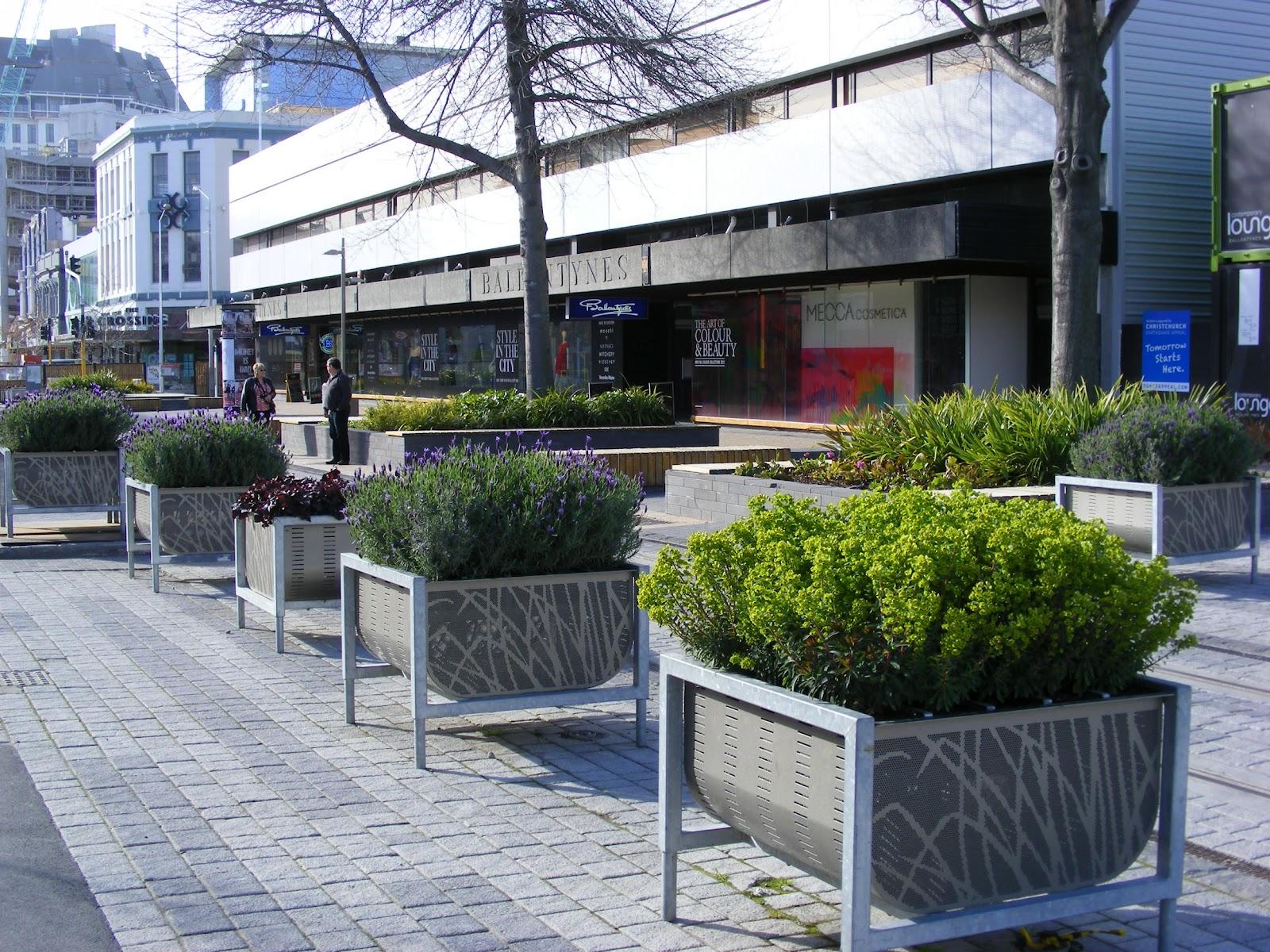 Rachel callaghan landscape architect nz container city for Landscape architect christchurch