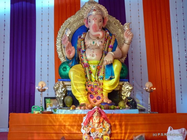 Ganesh Utsav Celebrations In Vadodara Photos