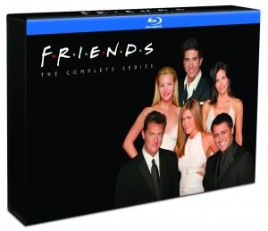 Friends on Blu-ray