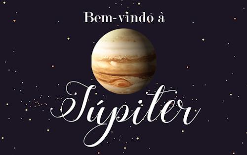 Bem-vindo à Júpiter