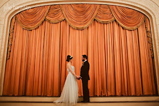 Neal and Darcie at the Sunset Club - Patricia Stimac, Seattle Wedding Officiant