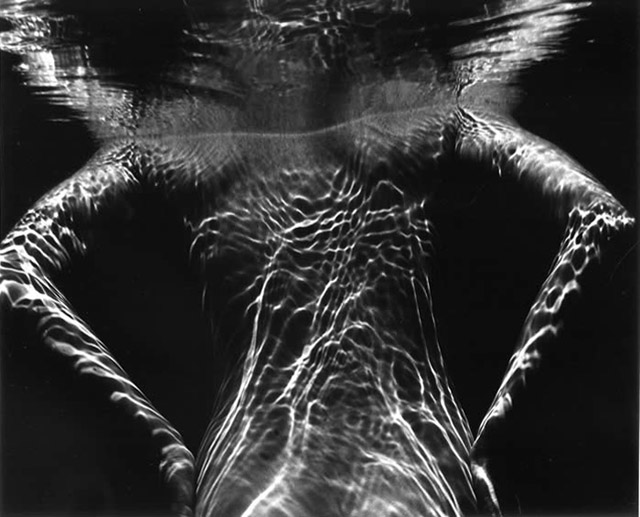 Brett Weston S Underwater Nudes Graphs