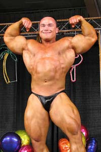 Michal Kindred Bodybuilder