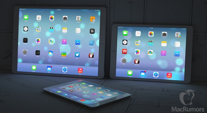 Apple is planning to launch a larger iPad (iPad Pro) with 12.9-inch to the market in early 2015. Check the specs of the new iPad Pro