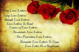 Cartas y poemas de amor 2015 - 2016 - 2017