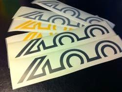 Opel Manta / Ascona 400 decals