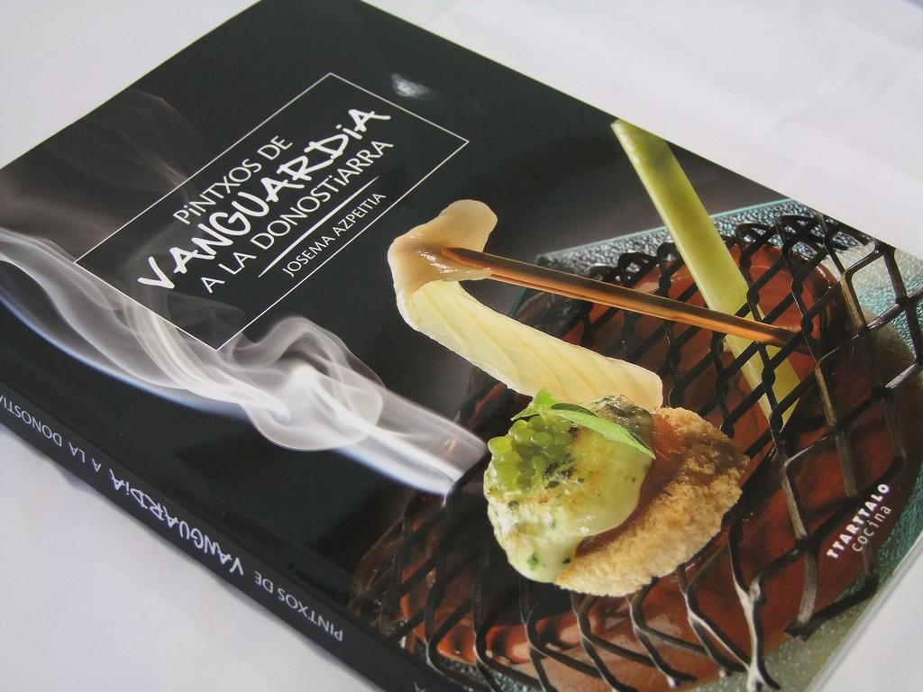 La cocina de aficionado pintxos de vanguardia a la for Cocina peruana de vanguardia