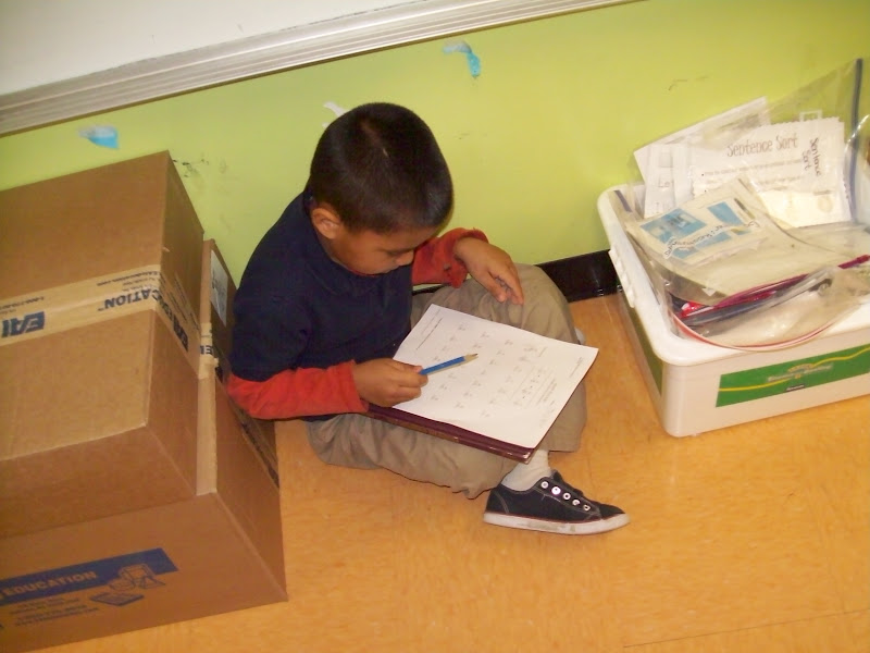 an analysis of standardized classrooms Analysis: project classroom makeover  states that there is no way to measure  knowledge in a standardized manner and this practice needs to.