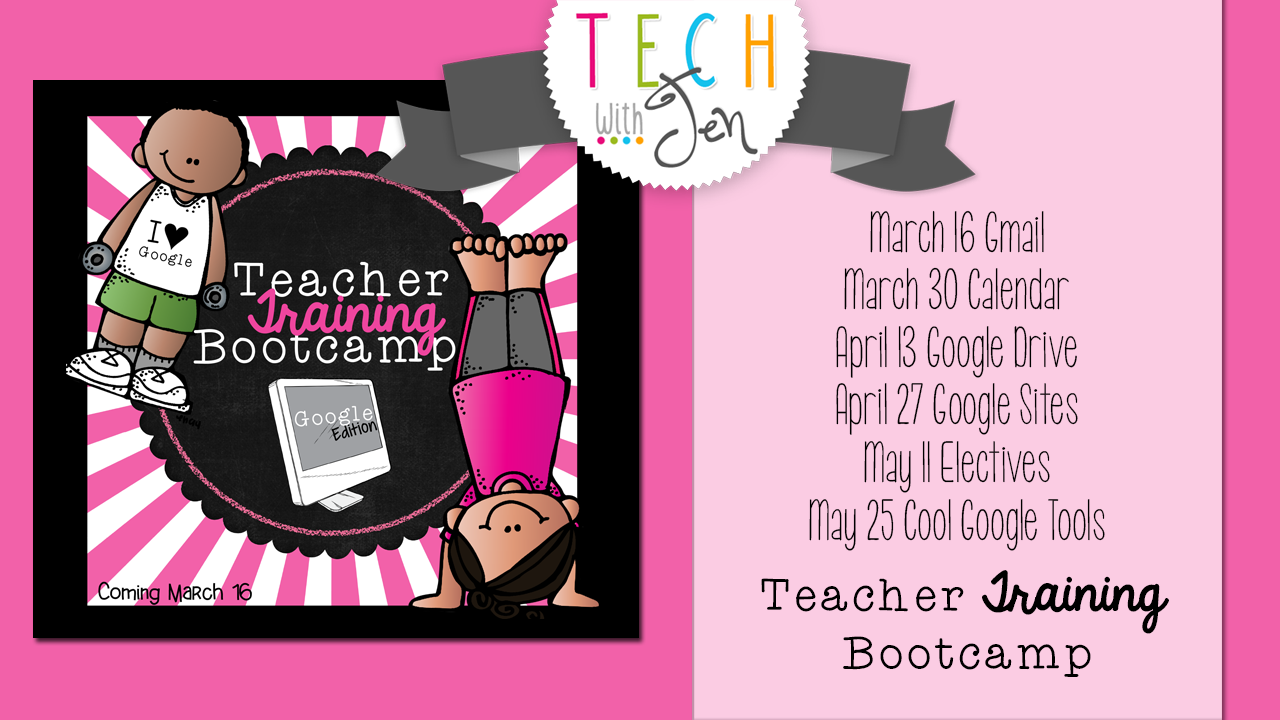 who s who and who s new teacher training bootcamp our next series will be about ipad apps in the classroom what other topics would you like to learn more to will help you turn an ordinary day of teaching