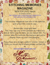 STITCHING MEMORIES HOLIDAY 2012 MAGAZINE