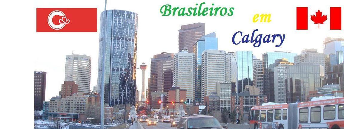 Brasileiros em Calgary