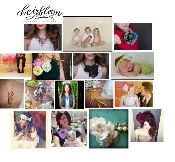 Heirbloom Giveaway via The Little Style File