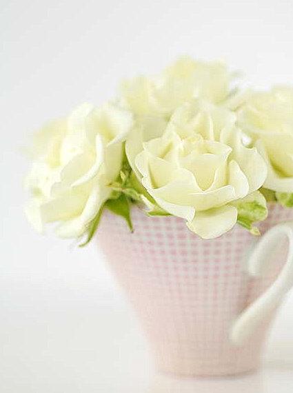 brabourne farm love flowers in cups. Black Bedroom Furniture Sets. Home Design Ideas