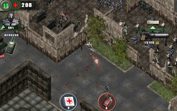 Zombie Shooter Gameplay