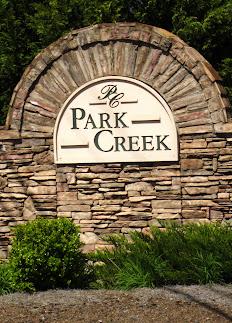 Park Creek Woodstock Georgia