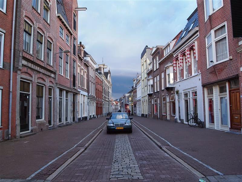 Barrio Rojo de Groningen