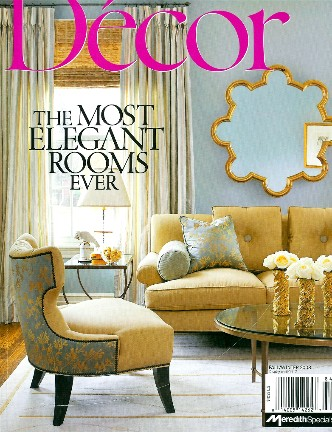 Decoration: Decorating Magazines