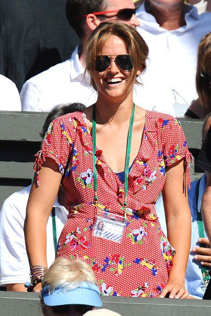Photos of Andy Murray's Girlfriend Kim Sears