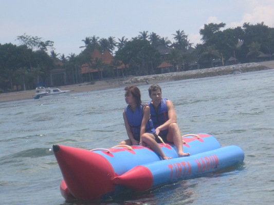 Banana Boat Bali Water Sports