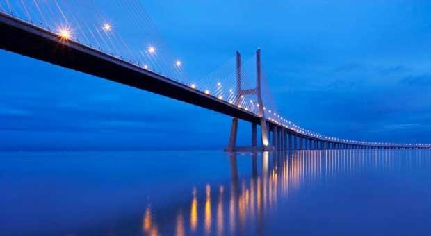 10 Jembatan Terpanjang Di Dunia Terselubung 8