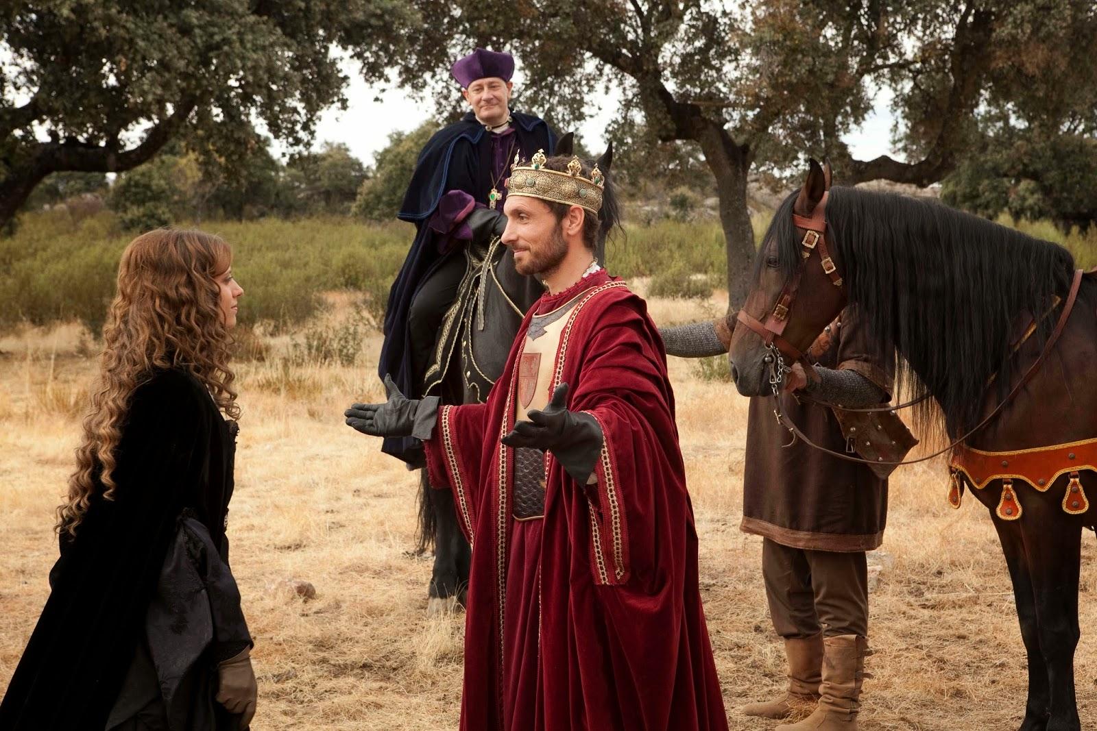 Tal día como hoy en Madrid...: 30 Noviembre 1465 Enrique IV le ...