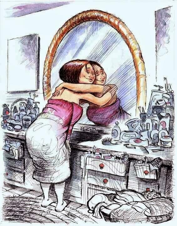 Estima't a tú mateixa!