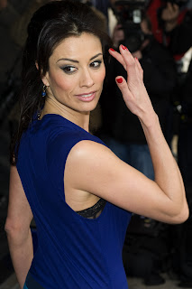 Melanie Sykes At The TRIC Awards