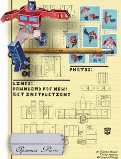 Инструкция как сделать из бумаги элбэикс