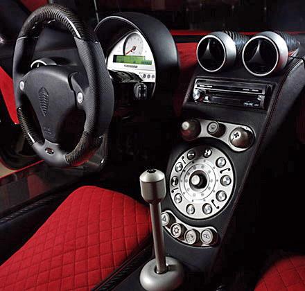 Koenigsegg Ccxr Trevita >> Cars World: Koenigsegg CCX Interior