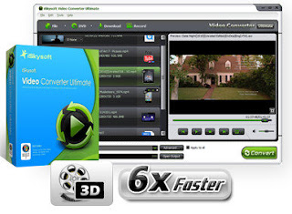 iSkySoft Video Converter Ultimate 4.0.0.1 Incl Crack