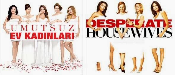 Umutsuz Ev Kadınları & Desperate Housewives