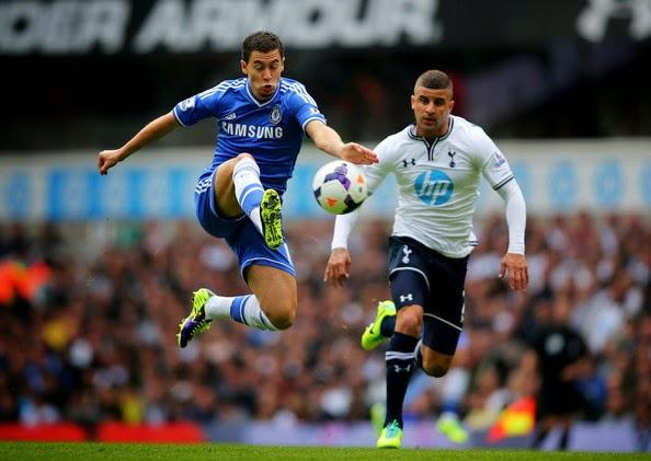 Hazard bisa tersingkir dari sepak bola Inggris, memperingatkan Mourinho