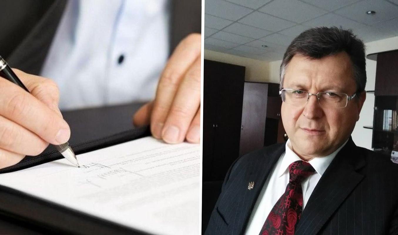 На голову Згурівської РДА складено протокол про адмінкорупцію