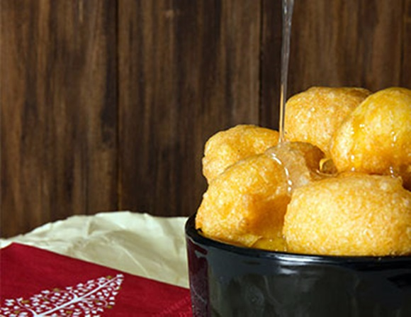Buñuelos De Maiz