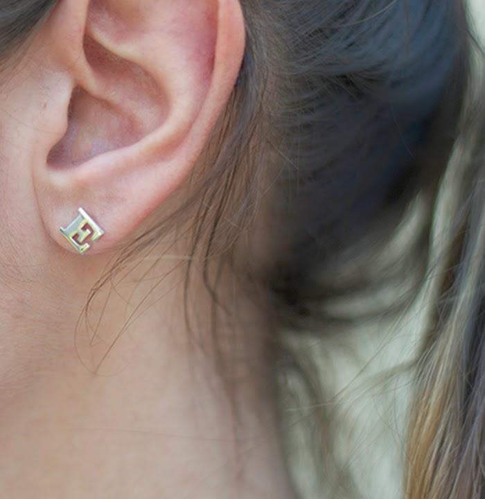 orecchino iniziale