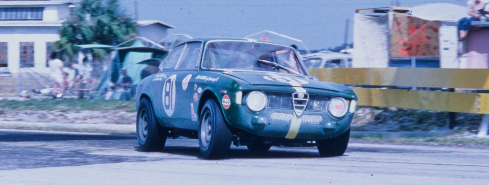 Alfa Romeo 12 Hours Of Sebring Trans Am