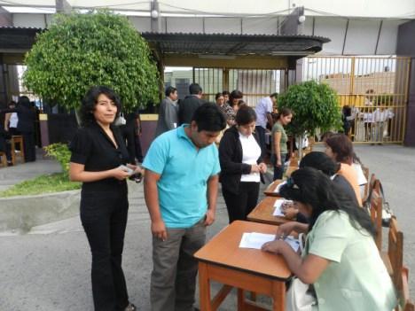 Consultar o verificar nombres, lista de postulantes por UGEL para Contrato Docente 2016
