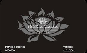 Se torne uma #ClienteFidelidade e ganhe muito mais na Cristina Guardia Atelier