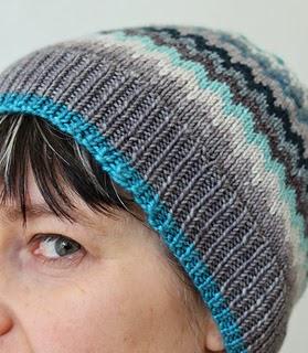 hat pattern by Nikki Jones on Ravelry