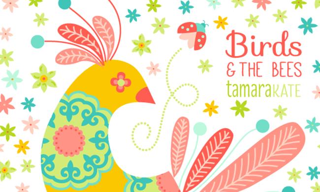 http://www.kayajoydesigns.com/birds-the-bees/