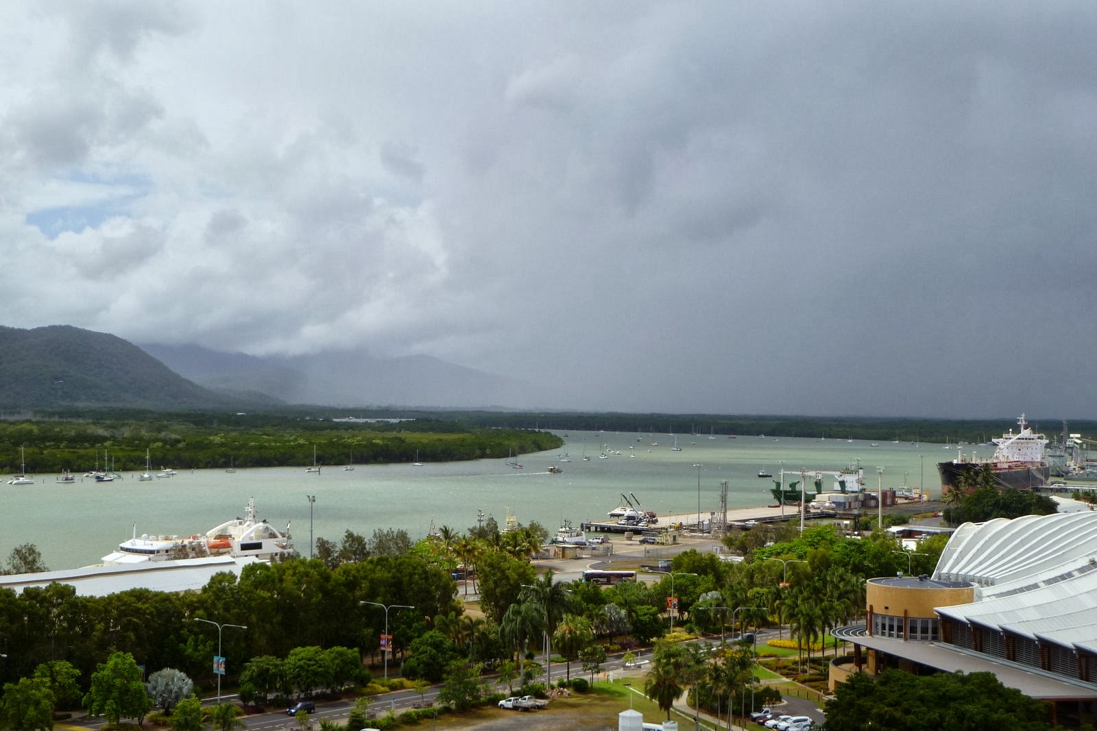 Grit and Giggles: Weather Cairns Style
