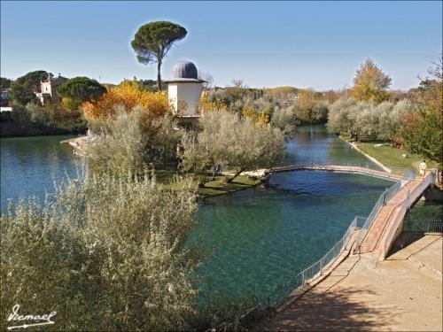 Alhama de Aragon Spain  City new picture : manantiales producto de uno de los lagos termales considerados como de ...