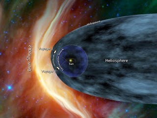 Voyager 1: Break On Through To The Other Side: