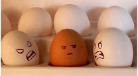 preconceito, racismo, bulling, homofobia, gay, negro, ovo, omelete