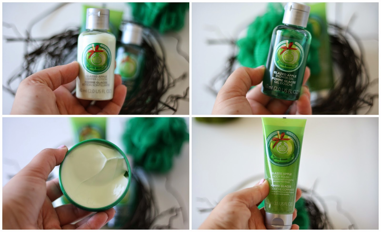 Glazed Apple, The Body Shop,
