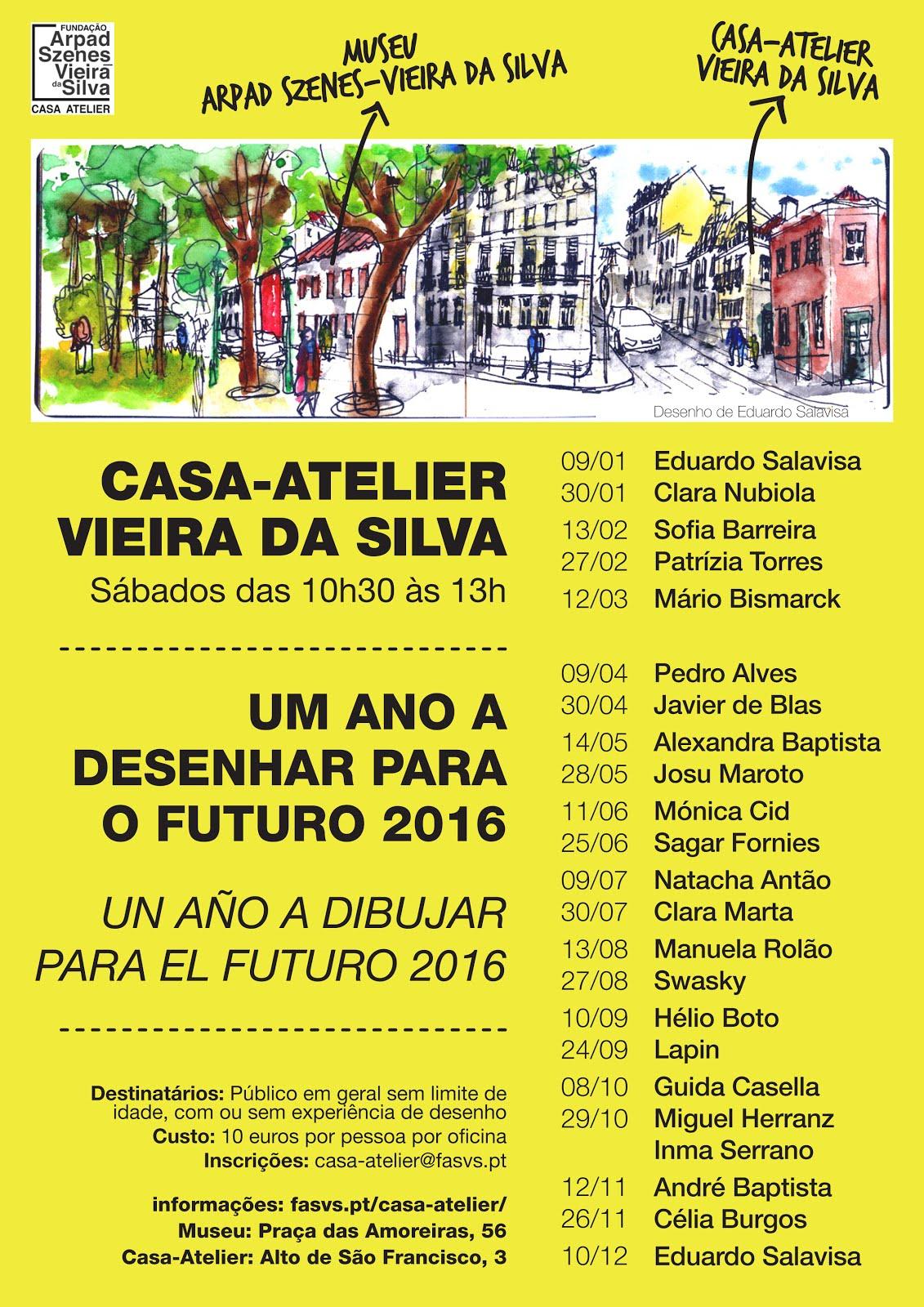 Casa-Atelier Viera da Silva